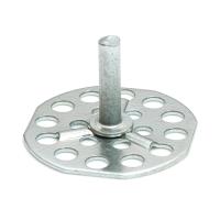 Mild Steel male plain insulation pin (all)