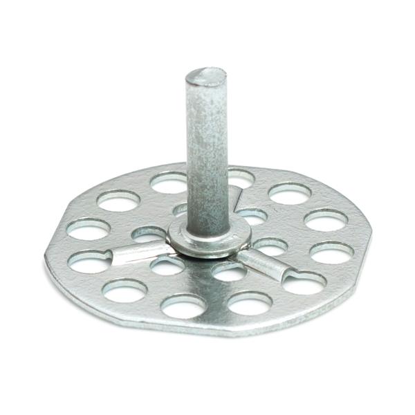 Stainless Steel male plain insulation pin