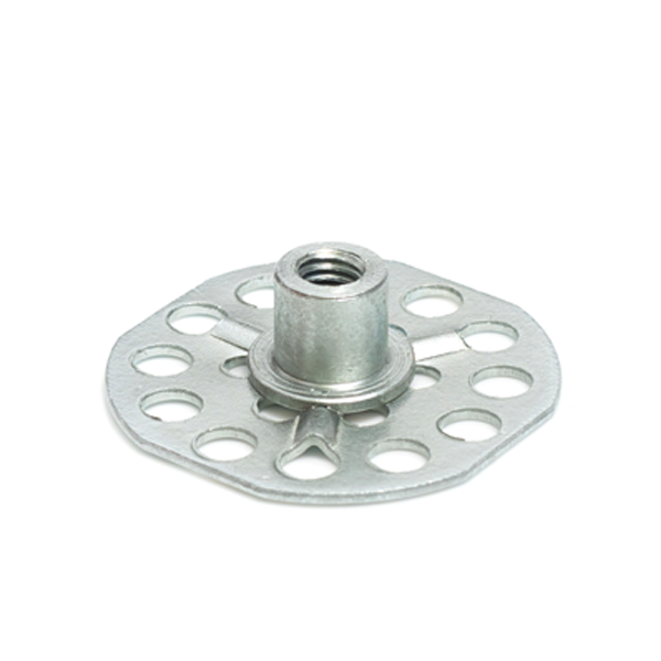 Stainless Steel female threaded insert (sighted)