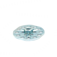 Mild Steel female hex nut (blind) (all)