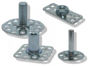 four standard bonding fasteners